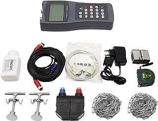 Hanchen TDS-100H Ultrasonic Flowmeter (DN 15-6000mm) S1 /M1/L1 Handheld Liquid Flow Meter with CD