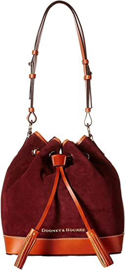 Dooney & Bourke - Suede Drawstring