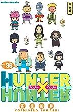 Livres Hunter X Hunter, tome 36 PDF