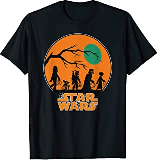 Characters Trick Or Treat Halloween T-Shirt