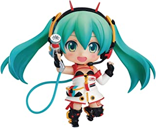 Good Smile Company - Hatsune Miku GT Project Racing Miku NendoroidAction Figure 2020 Version