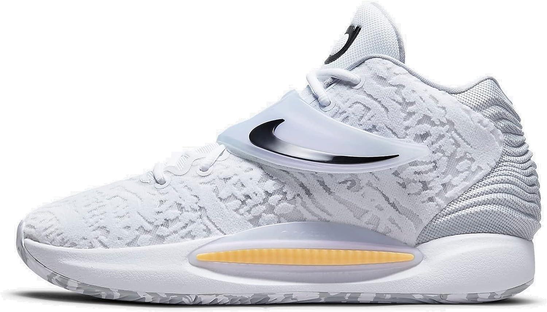 Nike KD Popular 14 Wolf 2021 Grey CW3935-100 100% quality warranty