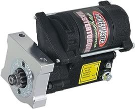 Powermaster 9609 Master Infi-Clock Starter Motor (Chevy, Pont, LSX Eng GMC LS Truck 4.8L,5.3L,6.0L,6.2L 168T Flyw Black Wrinkle)