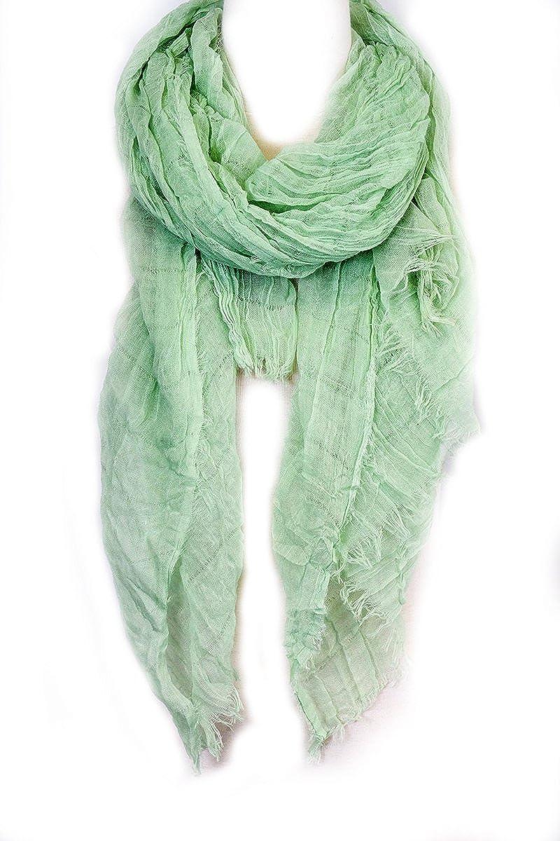 Pastel Linen plain color, solid color Scarf, Viscose Scarf, plain color scarf, solid color