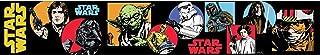 Star Wars Cartoon Self Adhesive Wallpaper Border 5m