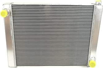 ZM For GM Chevy Universal Racing Aluminum Radiator 2 Row Single Pass 28