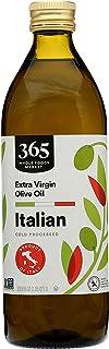365 by WFM, Oil Olive Extra Virgin Italian, 33.8 Fl Oz