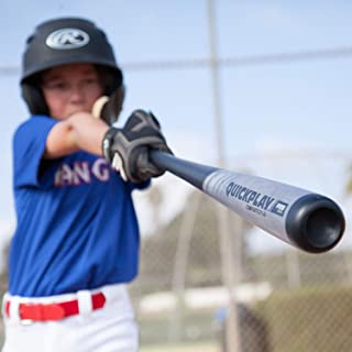 QuickPlay Precision 271 Turn Maple Baseball Bat – Balanced Maple Composite Wood Bat | Available in Both Youth & Adult Sizes