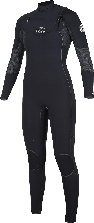 Rip Curl Women's Flashbomb 32Gb STMR Wetsuits, 10, Black Black