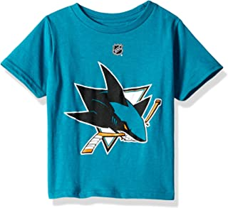 NHL Unisex-Baby Primary Logo Basic Short Sleeve Tee