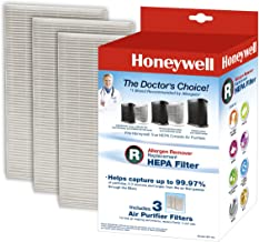 Honeywell HEPA AllergnRemv Filter, White
