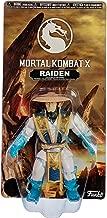 Funko Raiden (Chase Edition) x Mortal Kombat Mini Action Figure + 1 Video Games Themed Trading Card Bundle