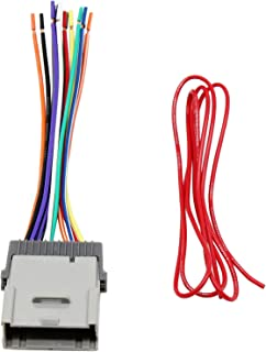Radio Wiring Harnesses Amazon Com