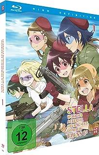 Stella Women's Academy, High School Division Class C3 - Blu-ray Box 1