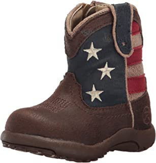 Kids' American Patriot Western Boot