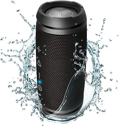 TREBLAB HD7 - Small Premium Bluetooth Speaker - Pure...