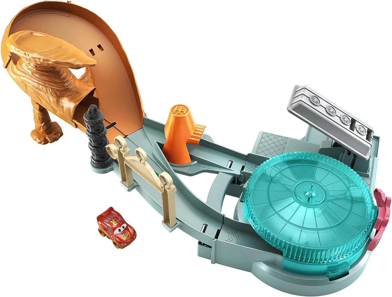 Disney Pixar Cars Mini Racers Springs Spin Out Playset Many popular brands Rare Radiator