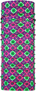 wendbares Mikrofaser Schlauchtuch Inside//Out Rezzard Multifunktionstuch Halstuch Kopftuch P.A.C Unisex 10 Anwendungsm/öglichkeiten nahtloses