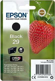 Epson Sglpck Black 29 Home Ink 29 sglp