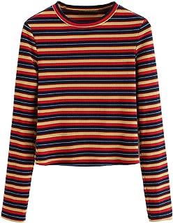 Best striped shirt long sleeve womens Reviews