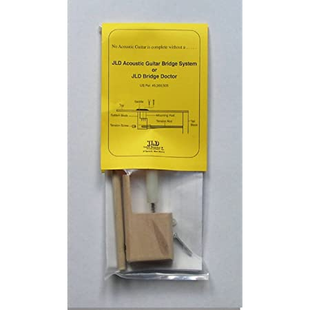 JLD Acoustic Guitar Bridge Pins (#AN3694)