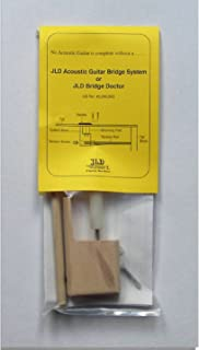 JLD Bridge Doctor, Screw Mount, for Flattening Bulging Guitar Soundboards
