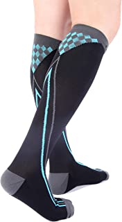 Doc Miller Compression Socks 20-30 mmHg Travel Recovery Sports Running Recovery