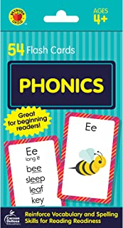 Phonics (Brighter Child Flash Cards)