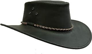Australian Echuca Leather Hat from Down Under | Kakadu Traders Traveller