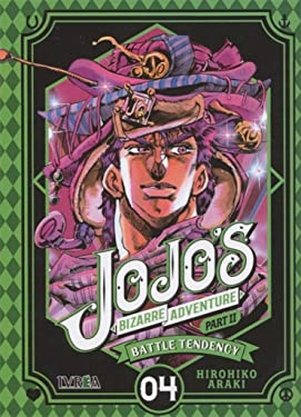 Jojo's Bizarre Adventure Parte 2: Battle Tendency 4 (Spanish Edition)