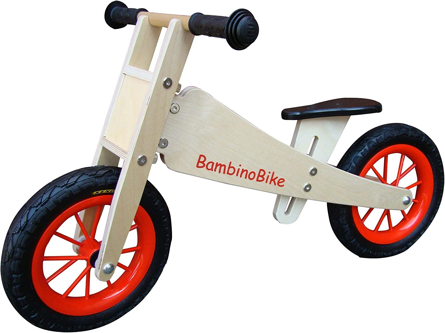 BambinoBike Kinder Holz-Laufrad in natur