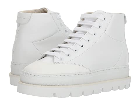 MM6 Maison Margiela Cap Toe Platform High Top