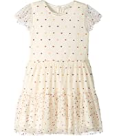 Stella McCartney Kids - Karina Ruffle Sleeve Multi Polka Dot Dress (Toddler/Little Kids/Big Kids)