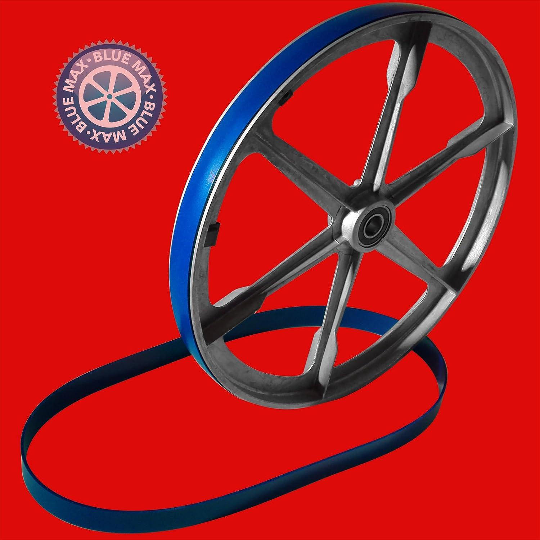 Workmas New Heavy Duty Band Saw Urethane 2 Blue Max Tire Set ULT