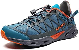 KEEZMZ Mens Hiking Shoes