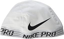 38e92bd5aed9b White Black White. 0. Nike. Pro Skull Cap 2.0
