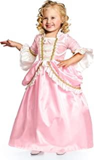 Pink Parisian Princess Dress up Costume for Girls