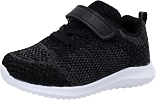 Baskets Mode Enfant Garcon Chaussure de Course Fille Chaussures de Sport Légère Running Sneakers Respirant Competition Ent...