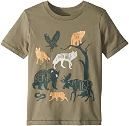 Animals Tee (Toddler/Little Kids/Big Kids)