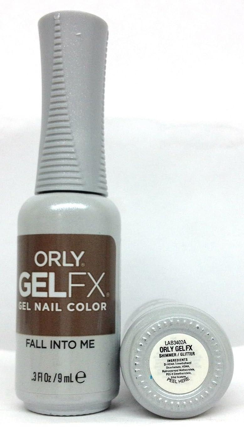 はい価値のない終わったORLY GelFX - The New Neutral Collection - Fall Into Me - 9 ml / 0.3 oz