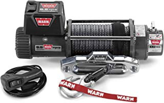 Warn 87310 9.5xp-s Winch with Synthetic Rope