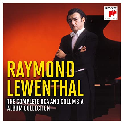 Raymond Lewenthal - Raymond Lewenthal The Complete RCA and Columbia Album Collection (2019) LEAK ALBUM