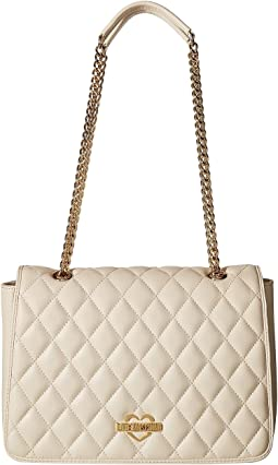 LOVE Moschino - Superquilting Shoulder Bag