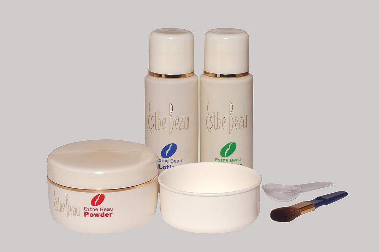 脈拍山岳持続的エステボウ フェイスリフトパック 3点セット リフトアップ化粧品 スキンケア 基礎化粧品 フェイスパック