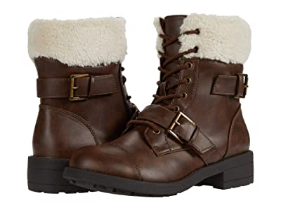 Rocket Dog Travis (Brown/Natural) Women