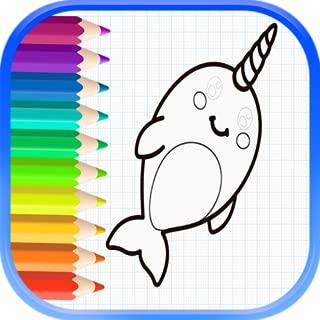 Kawaii Coloring Book For Kids