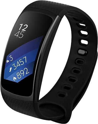 Samsung Gear Fit2 SmartWatch (Renewed) (Small)