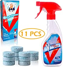 Best clean spot multifunctional effervescent spray cleaner Reviews