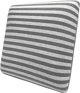 ISSAGE INTELLIGENT Almohada Cojín para Sofa con Memory Foam, Almohada Ergonómica 100% algodón y Lavable