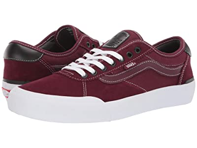Vans Chima Pro 2 (Port Royale/True White) Skate Shoes